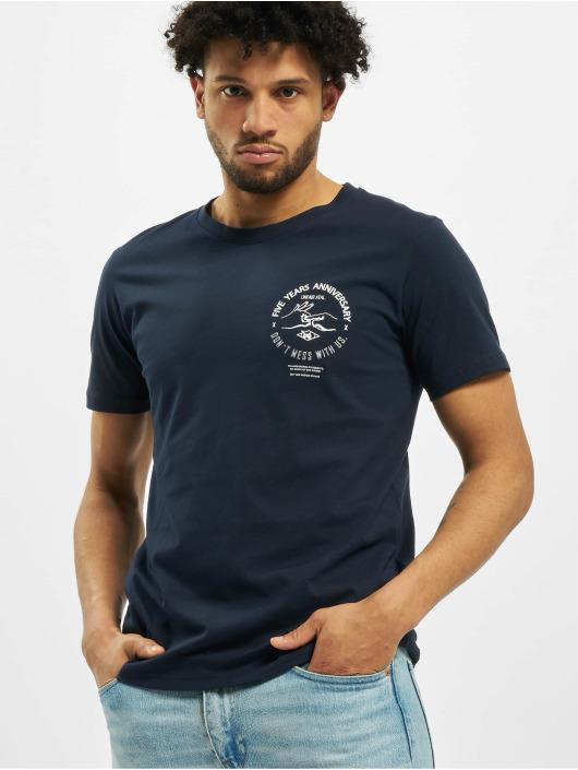 UNFAIR ATHLETICS T-Shirt Anniversary blau