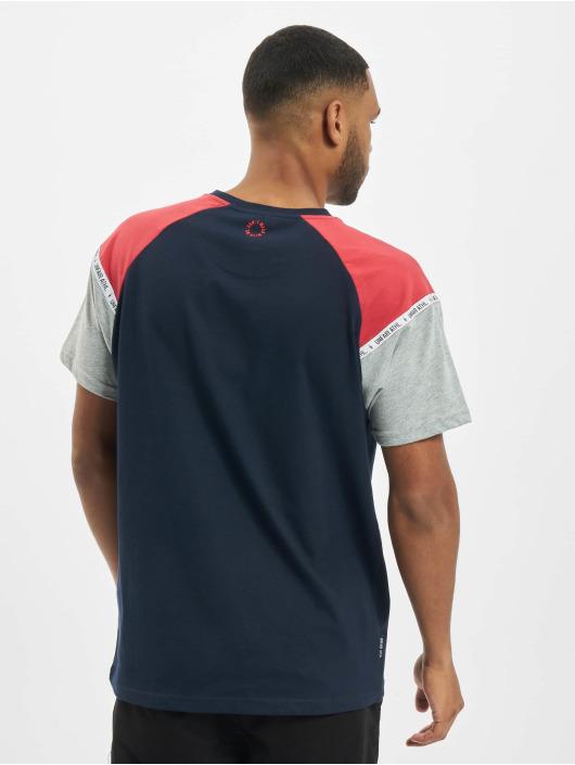 UNFAIR ATHLETICS T-Shirt Hash Panel bleu