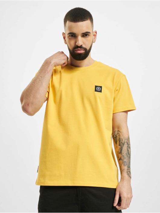 UNFAIR ATHLETICS T-Shirt Dmwu Patch gelb