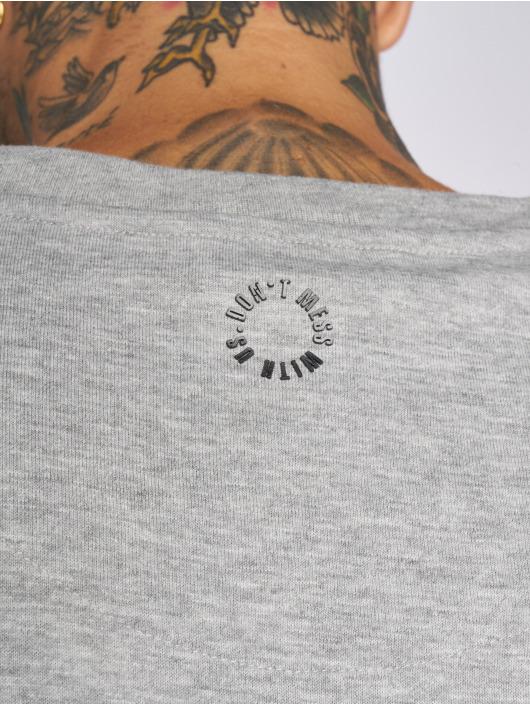 UNFAIR ATHLETICS T-Shirt Classic Label gray