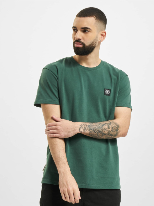 UNFAIR ATHLETICS T-Shirt Dmwu Patch green