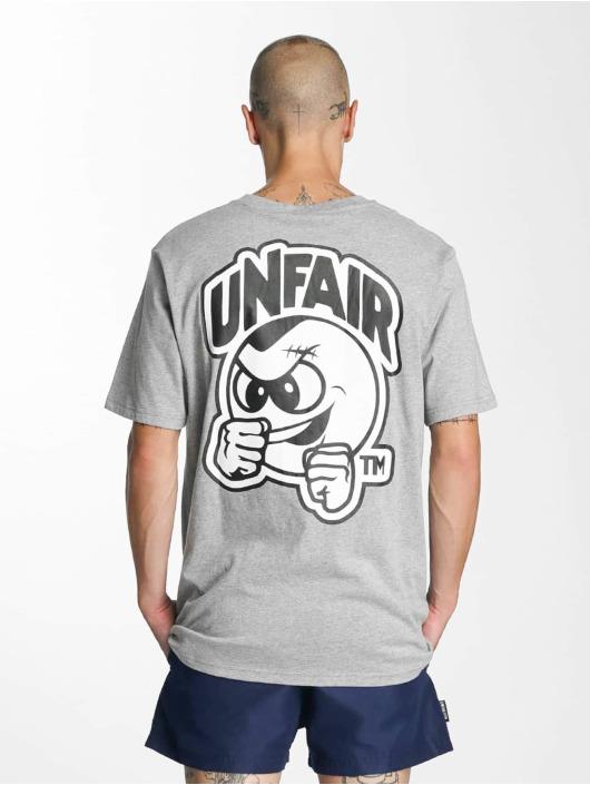 UNFAIR ATHLETICS T-Shirt Punchingball grey