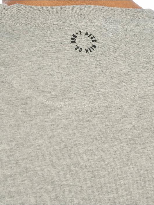UNFAIR ATHLETICS T-Shirt Hash Basic grey