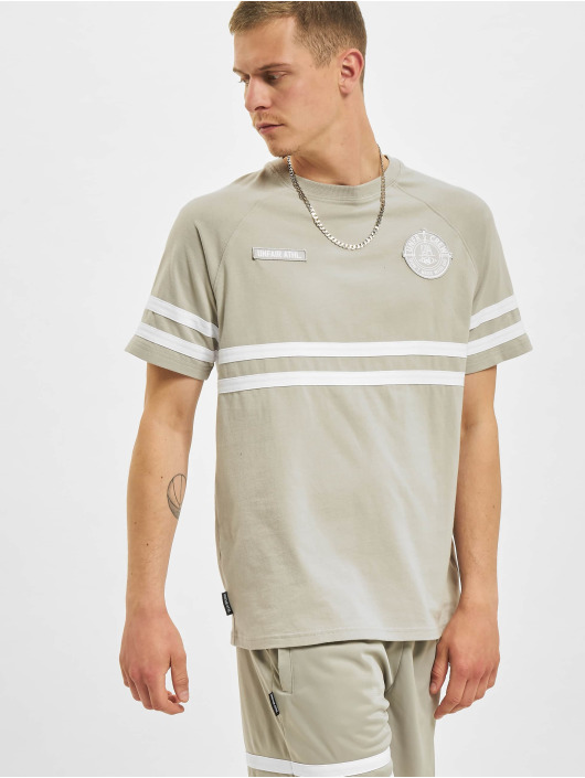UNFAIR ATHLETICS T-Shirt Dmwu Concrete grey