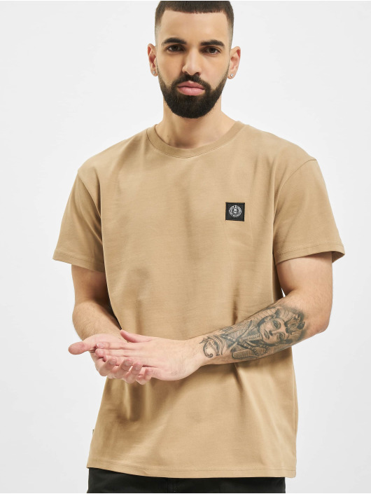 UNFAIR ATHLETICS T-Shirt Dmwu Patch khaki