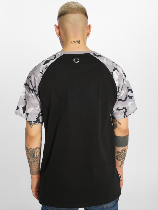 UNFAIR ATHLETICS T-shirt Snowcamo nero