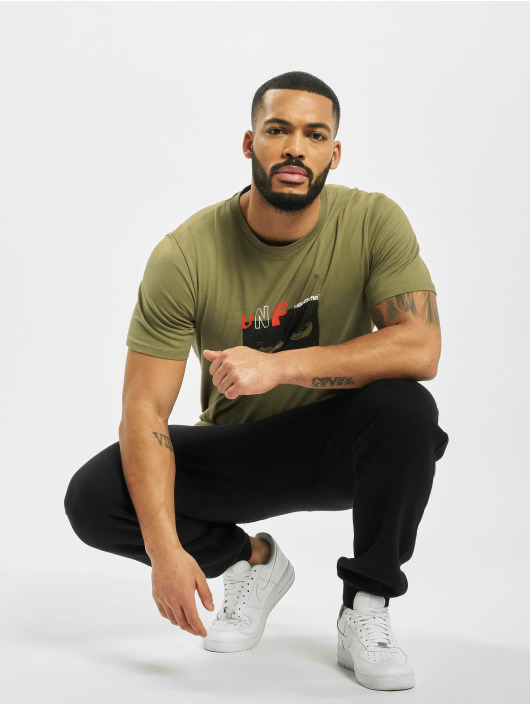 UNFAIR ATHLETICS T-Shirt Your Choice olive
