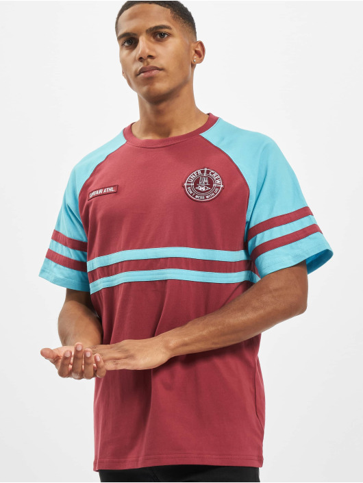 UNFAIR ATHLETICS T-Shirt DMWU Hammers rot