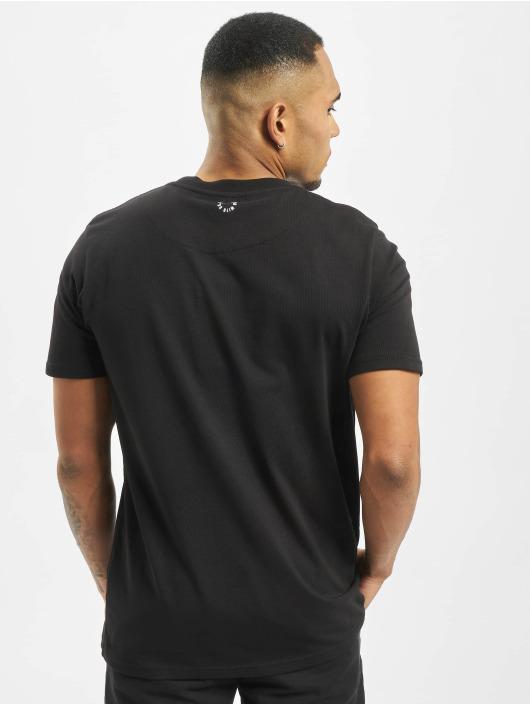 UNFAIR ATHLETICS T-Shirt Only Easy Day schwarz