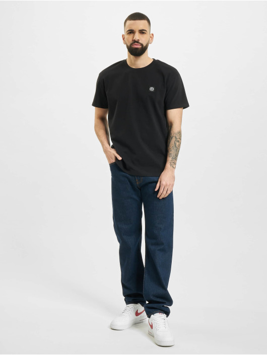 UNFAIR ATHLETICS T-Shirt Dmwu Patch schwarz