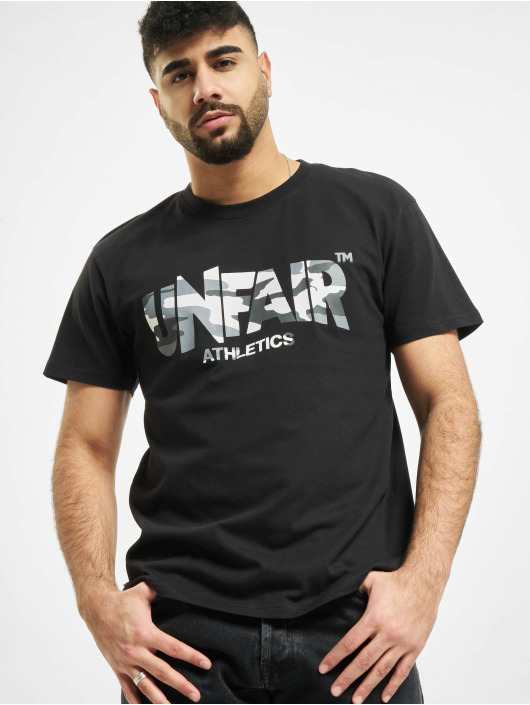 UNFAIR ATHLETICS T-Shirt Classic Label schwarz