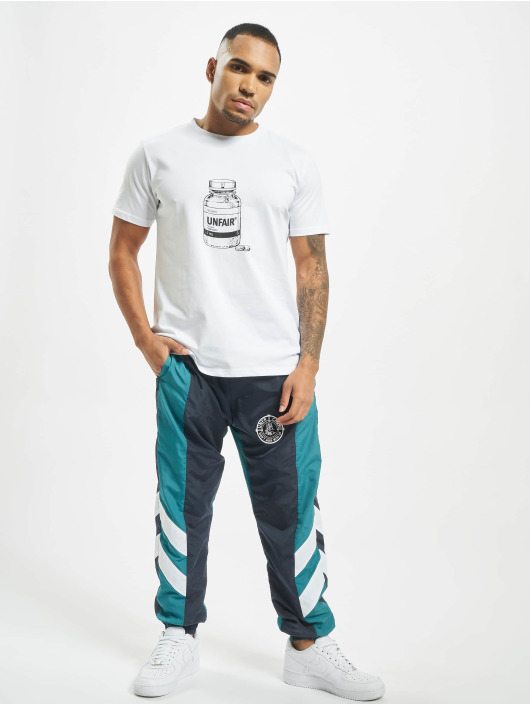 UNFAIR ATHLETICS T-Shirt Supplement weiß