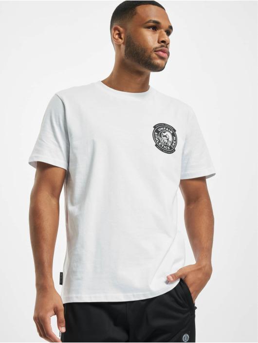 UNFAIR ATHLETICS T-Shirt PB Knife weiß