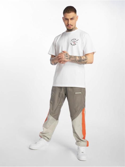 UNFAIR ATHLETICS T-Shirt Speak No Evil white