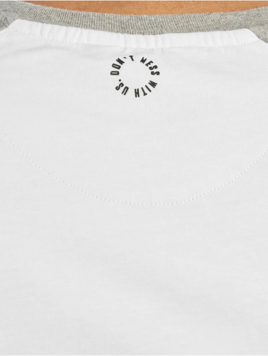 UNFAIR ATHLETICS T-Shirt DMWU white