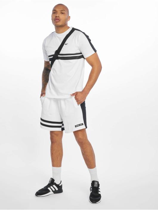 UNFAIR ATHLETICS T-Shirt Hash Basic white