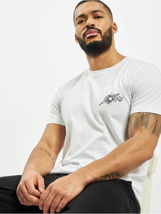 UNFAIR ATHLETICS T-Shirt Anywhere Anytime white