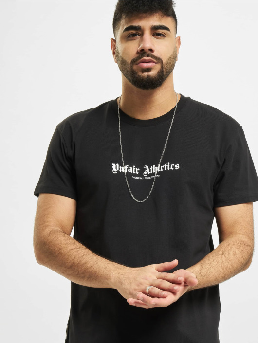 UNFAIR ATHLETICS t-shirt Og Sportswear zwart