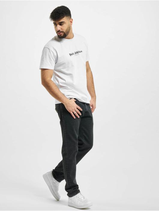 UNFAIR ATHLETICS T-Shirty Og Sportswear bialy