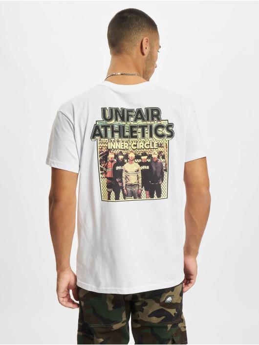 UNFAIR ATHLETICS T-Shirty DMWU 3D bialy