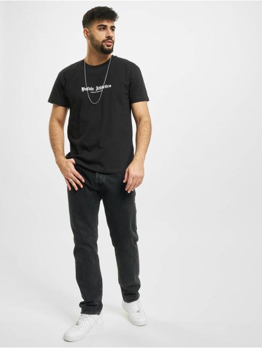 UNFAIR ATHLETICS T-Shirty Og Sportswear czarny