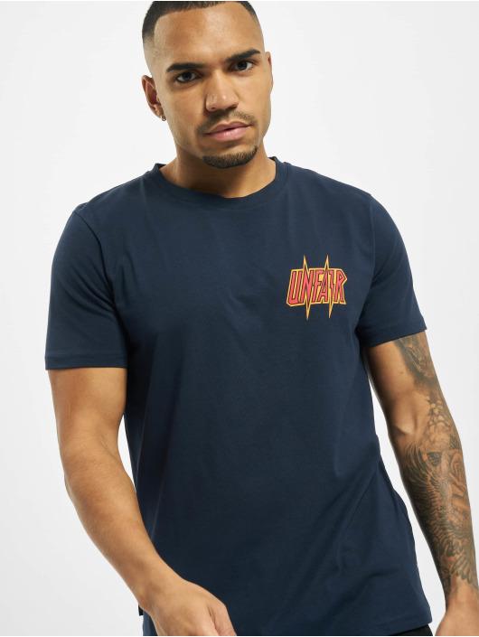 UNFAIR ATHLETICS T-Shirty Lightning niebieski