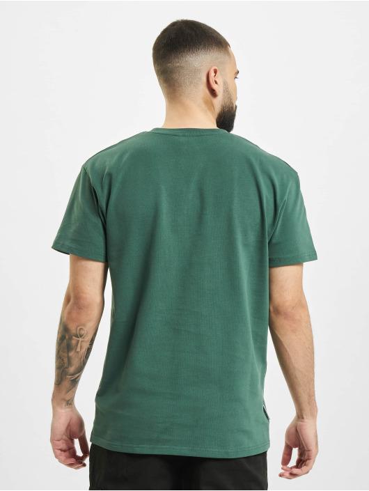 UNFAIR ATHLETICS T-Shirty Dmwu Patch zielony
