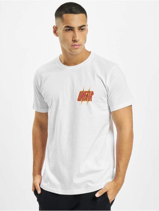 UNFAIR ATHLETICS T-skjorter Lightning hvit