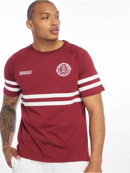 UNFAIR ATHLETICS T-skjorter DMWU red