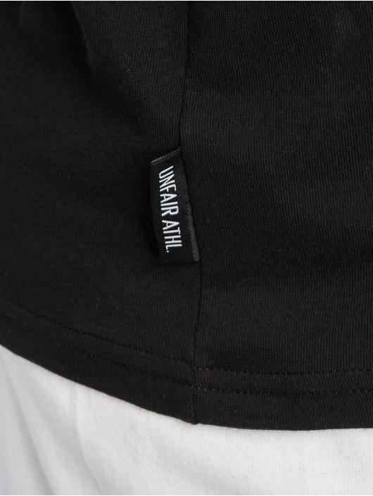 UNFAIR ATHLETICS T-skjorter Classic Label '19 svart