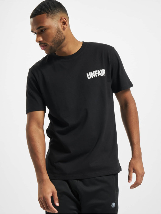 UNFAIR ATHLETICS T-skjorter Crew svart