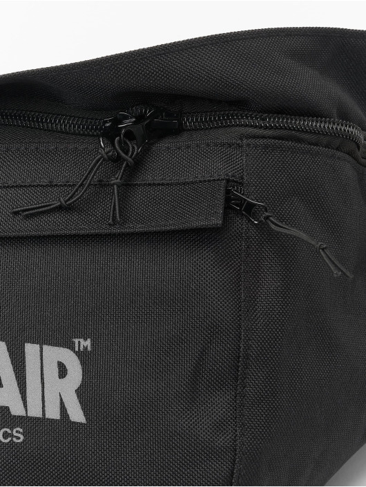 UNFAIR ATHLETICS tas Classic Label zwart