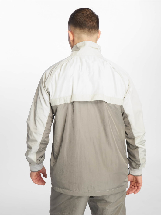 UNFAIR ATHLETICS Transitional Jackets Light Carbon Windrunner grå
