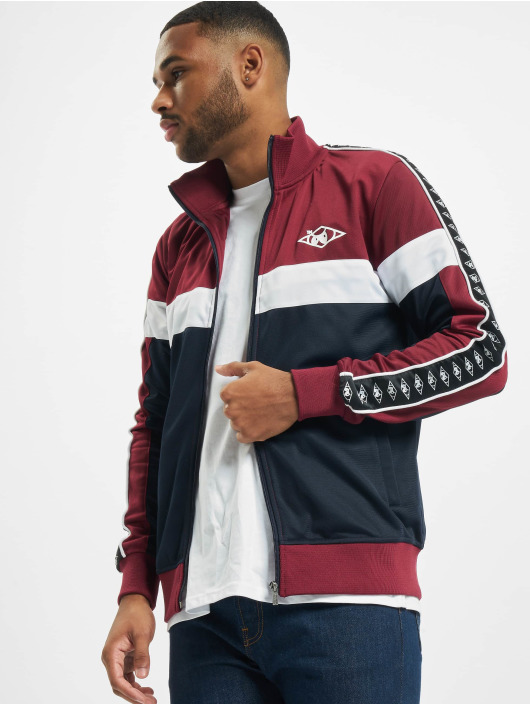 UNFAIR ATHLETICS Transitional Jackets Taped Hash red