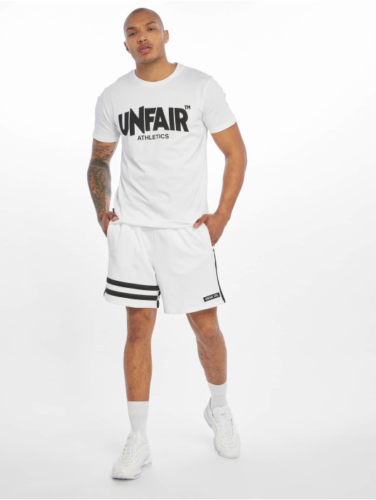 UNFAIR ATHLETICS Tričká Classic Label '19 biela