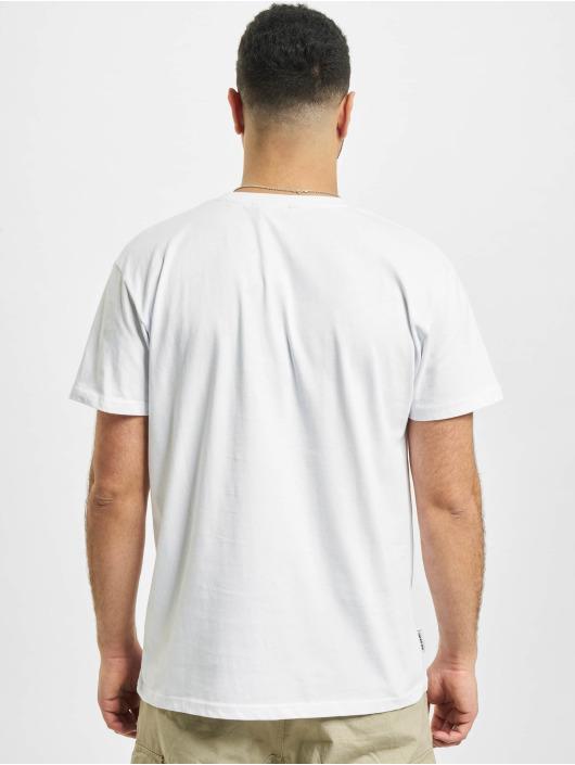 UNFAIR ATHLETICS Tričká Classic Label biela