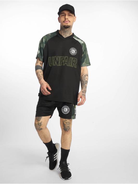 UNFAIR ATHLETICS Trikot Football Jersey svart