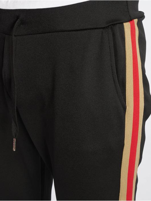 Homme Uniplay Jogging 548079 Stripes Noir 3F5uJlKcT1