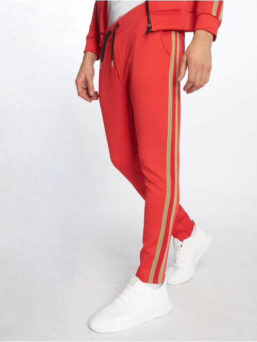 Uniplay Sweat Pant Stripes red