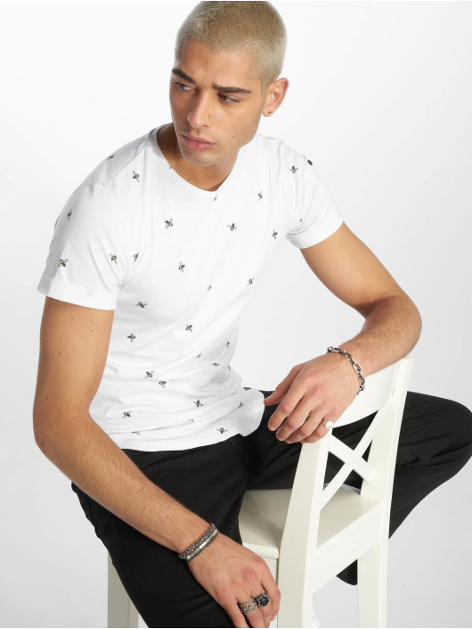 Uniplay T-Shirt Bee blanc