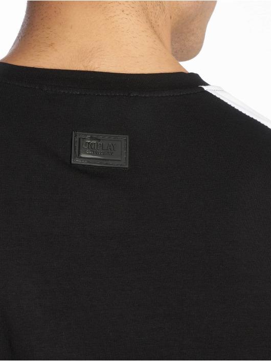 Uniplay T-Shirt Zip noir