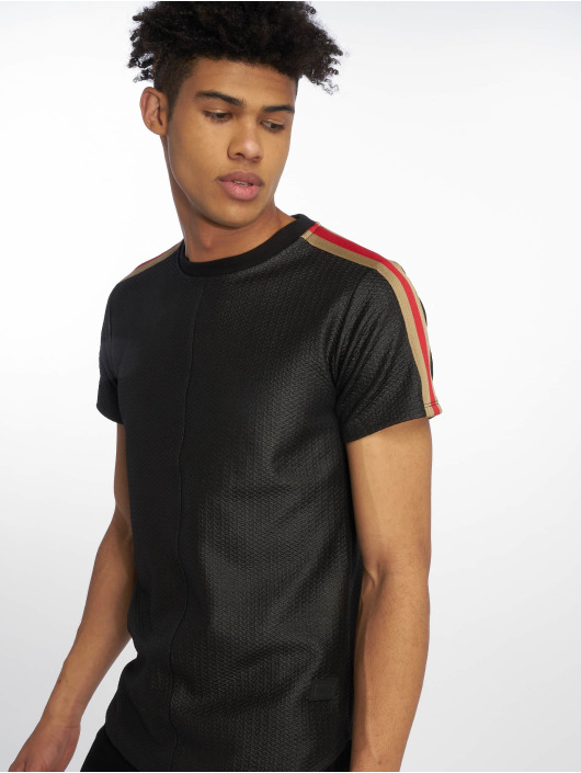 Uniplay T-Shirt Structure noir