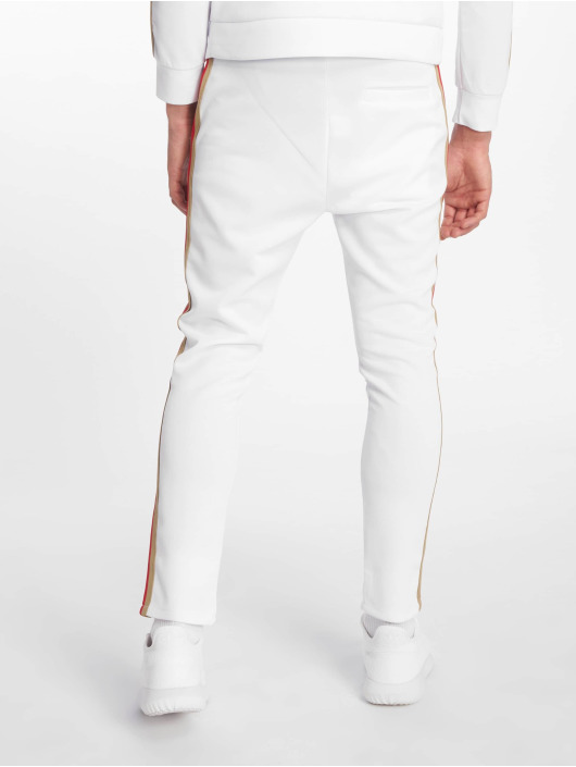 Uniplay tepláky Stripes biela