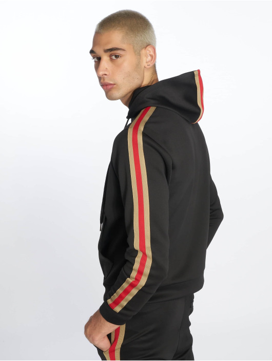 Uniplay Zip Hoodie Stripes èierna