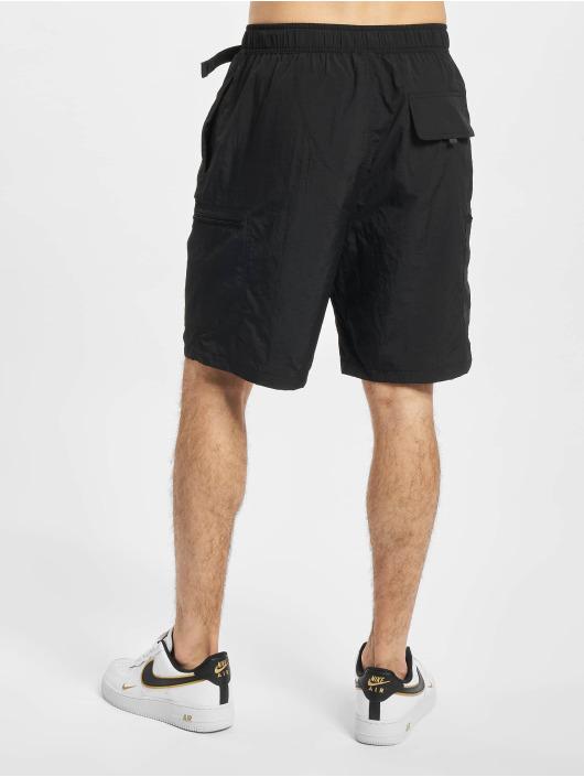 Urban Classics Šortky Adjustable Nylon čern