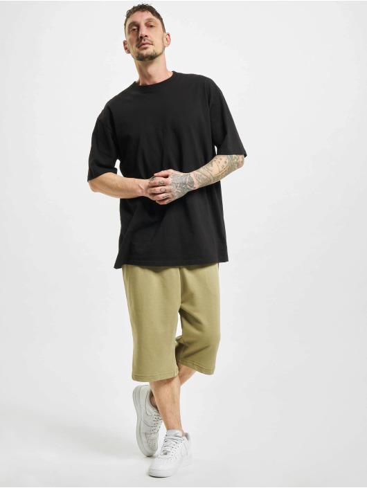 Urban Classics Šortky Low Crotch kaki
