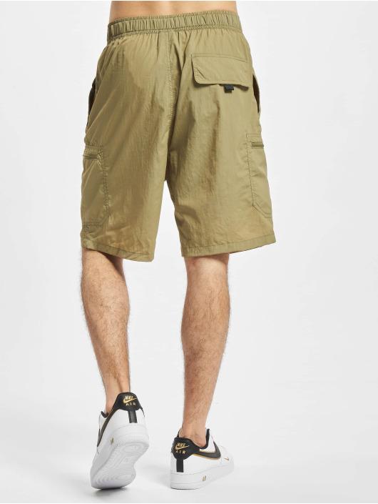 Urban Classics Šortky Adjustable Nylon kaki