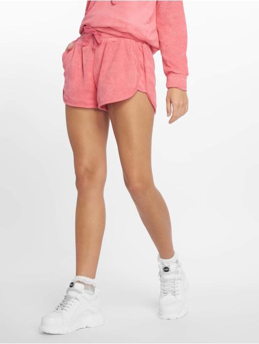 Urban Classics Šortky Towel pink