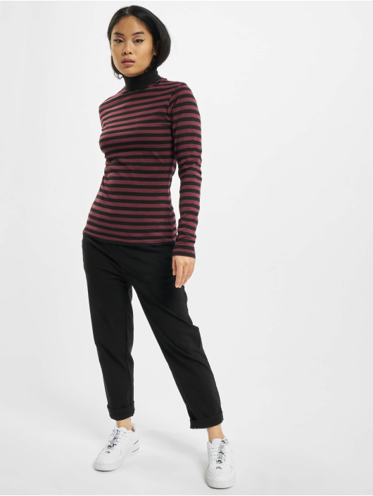 Urban Classics Водолазка Ladies Y/D Turtleneck LS красный