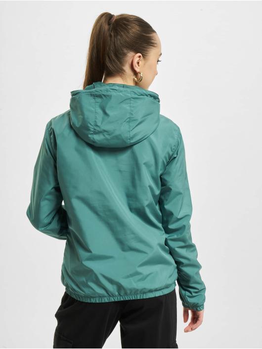 Urban Classics Демисезонная куртка Basic Pull Over зеленый
